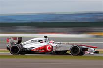 Vodafone and EE in spat over British Grand Prix 4G promotion