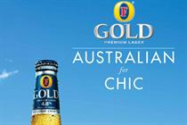 Foster's Gold to get £7.5m marketing boost