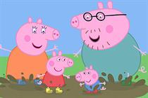 Peppa Pig heads to the US