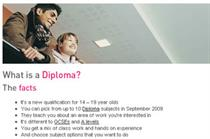 Government's Diploma ad banned by ASA