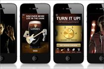 Guinness to run first Apple iAd