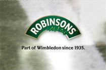 Robinsons TV ad imagines what it would be like if a Briton won Wimbledon