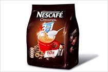 Nestlé to launch Nescafé Original 3in1 in the UK