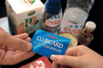 Tesco uses Clubcard data to target emails