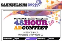 Big drop in DM and digital entries to Cannes Lions 2009