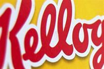 Kellogg unveils plan to boost global marketing