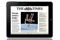 The Times trials free iPad ads in bundle