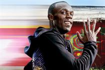 Usain Bolt sticks with Puma for 2012 Olympics
