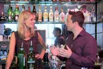 Grand Marnier sponsors online celebrity cocktail-making show
