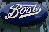 Boots profits rise above £1bn