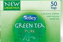 Tetley Green Tea ad banned by ASA for overstating health benefits
