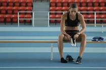 Asics ad extols non-professional athletes