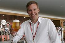AB InBev hands top position to Andreas Hilger