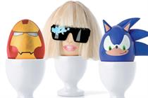 HMV gears up activity for Easter with Lady Gaga model egg