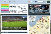 Eurostar introduces crowdsourced travel guide