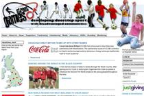 Coca-Cola invests in StreetGames charity ahead of London 2012