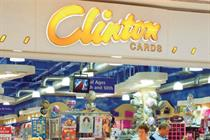 Clinton Cards to introduce online card personalisation