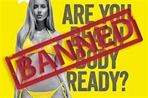 ASA bans Protein World ad and launches 'social responsibility' probe