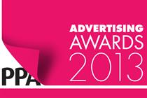 PPA Advertising Awards puts Microsoft, Volvo, O2 and more brands on 2013 shortlist