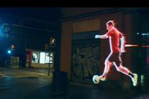 Leo Messi speeds across Barcelona in Adidas film promoting f50 boot launch