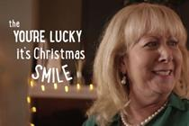 Asda TV ad puts a 'smile' at the heart of Christmas