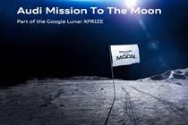 Audi enters Google competition to put Quattro Rover on moon