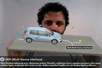 VW creates augmented reality Golf Match
