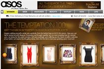 Unilever partners with Asos