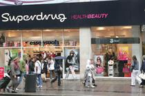 Superdrug targets rival Boots with Beauty Card marketing push