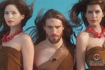 "Bacardi ""caveman"" ads push sociability of drinkers"