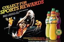 Gatorade attempts to trump Powerade with biggest on-pack promotion