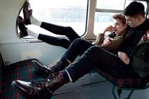 Dr Martens signs Agyness Deyn to flag up British roots