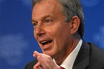 Institutions must come together to help sport grow, says Tony Blair