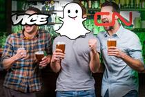 Why brands should buddy up with Snapchat