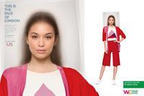 Benetton campaign celebrates ethnic diversity in 'Face of the city' composite portraits