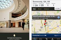 InterContinental Hotels Group launches seven mobile apps