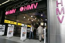 HMV confident in future despite Christmas slump
