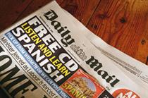 Daily Mail becomes the latest to newspaper to pin hope on subscriptions