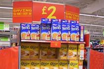 Kellogg's takes top spot from Coca-Cola as August's top POS brand