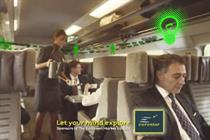 Eurostar targets business travellers with ad push