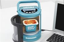 Heinz launches USB-powered microwave
