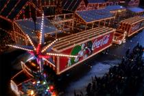 Coke to launch Shooting Star Christmas push
