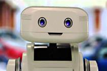 Confused.com's Brian the robot incarnated as interactive toy in consumer giveaway