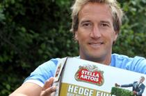 Stella Artois signs up Ben Fogle for green on-pack push