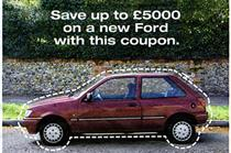 Car marques target consumers with scrappage incentive ads
