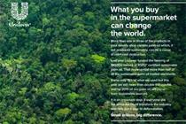 Unilever launches campaign illustrating sustainable palm oil efforts