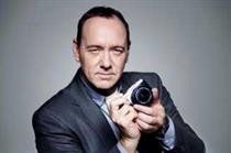 Kevin Spacey stars in new Olympus camera ad