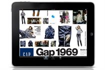 Gap rolls out iPad e-commerce app