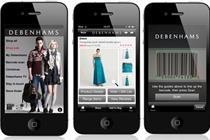 Debenhams broadens app availability