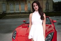 Jaguar ties up with Lana Del Rey for F-Type feature film